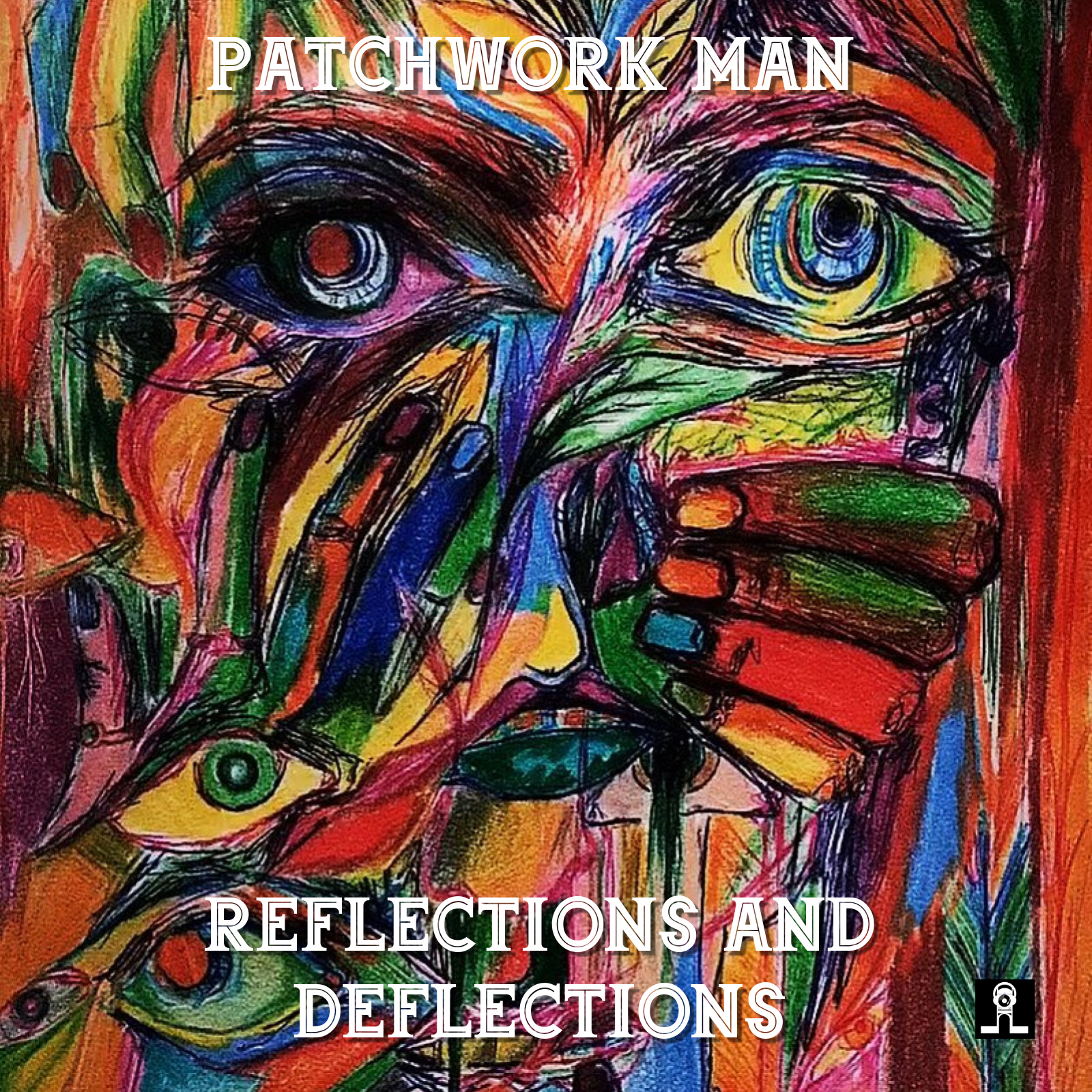 TRACK & CHATS WITH PATCHWORK MAN
