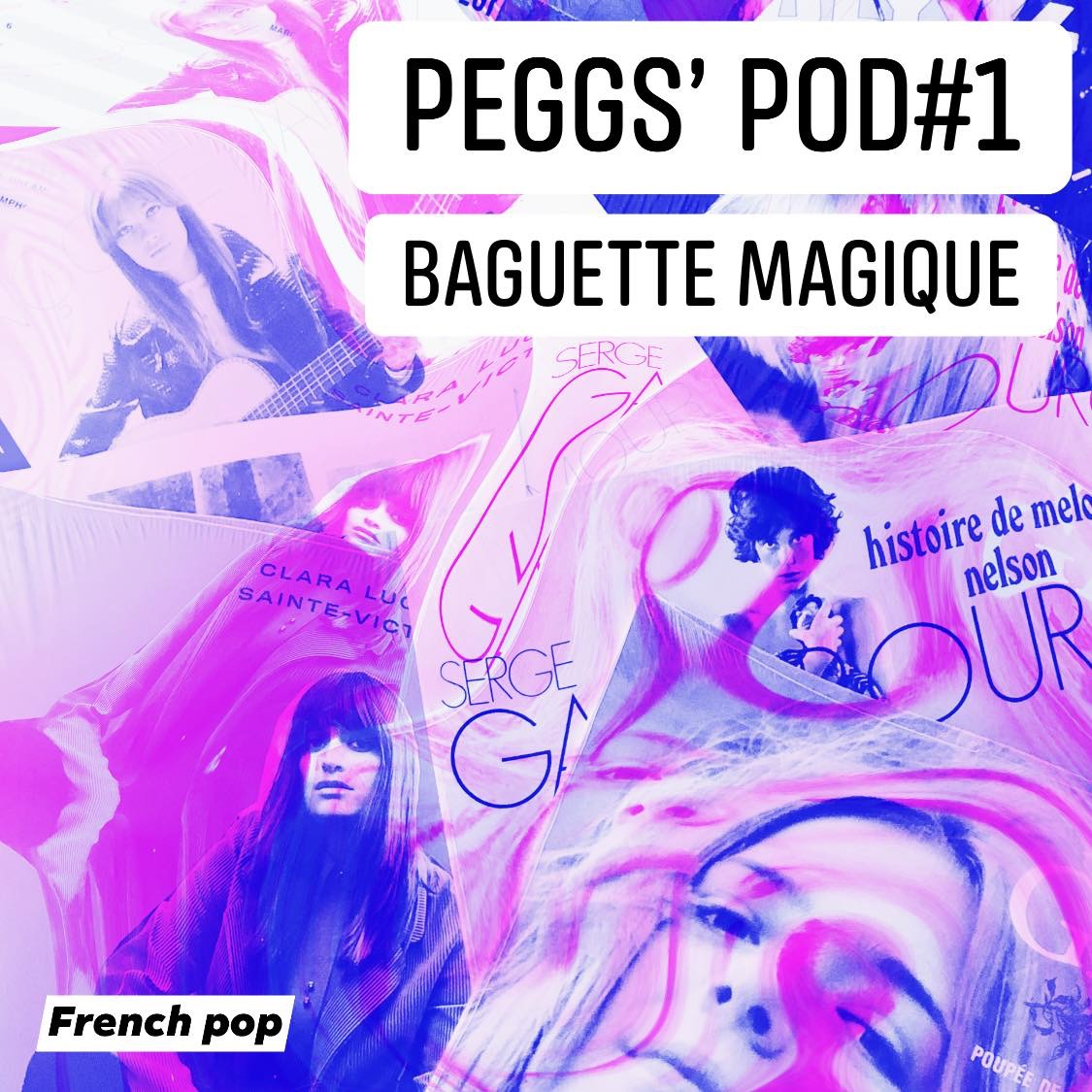 PEGGS PODCASTS