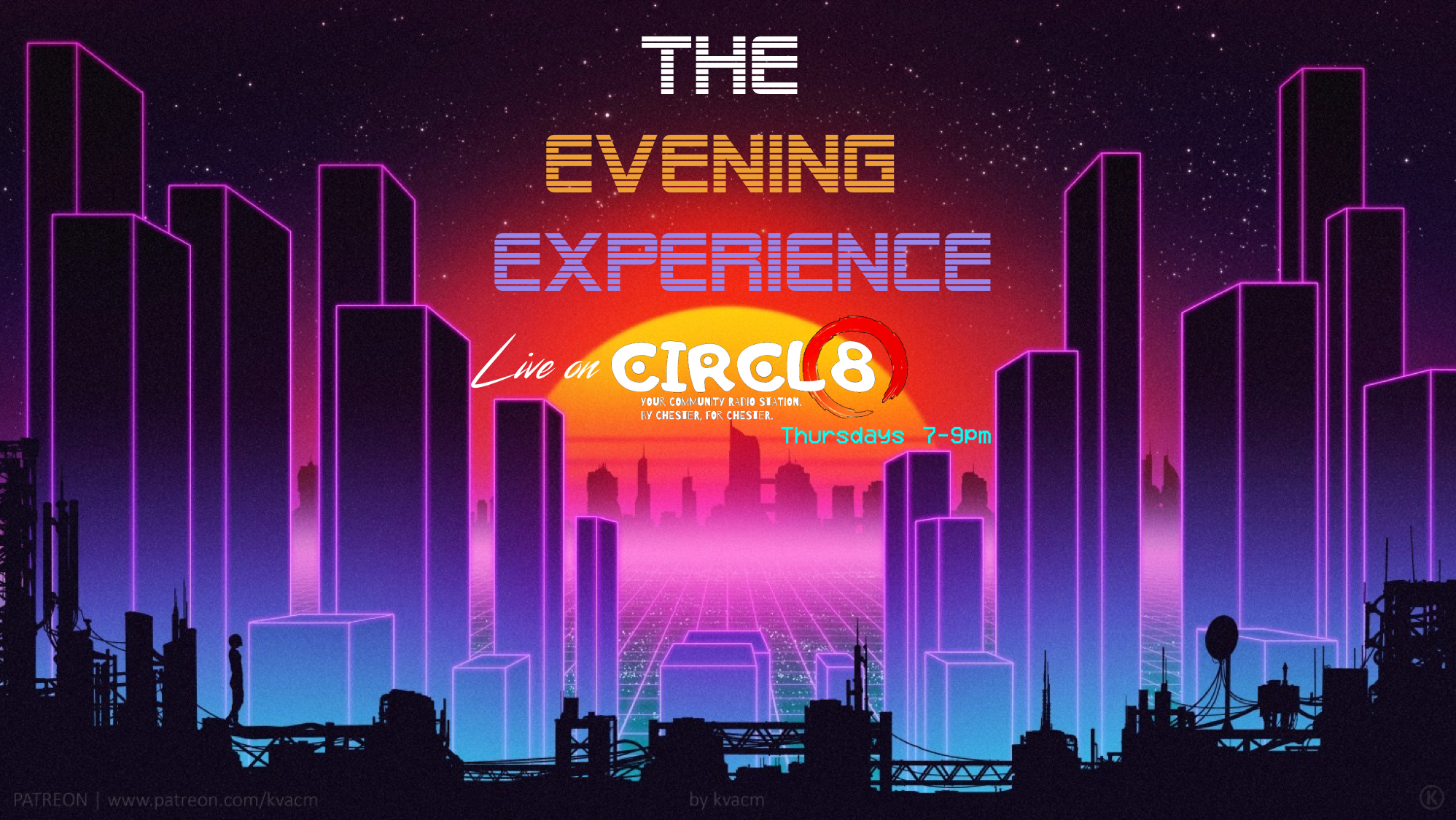 THE EVENING EXPERIENCE